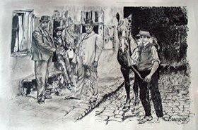 Rosshändler Wimmer in Simmering