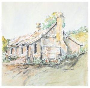 Bauernhaus alt
