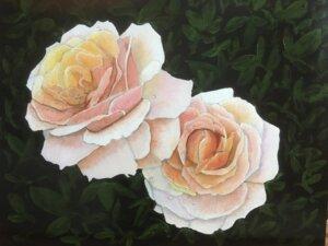 Rosen im Garten meiner Mutter