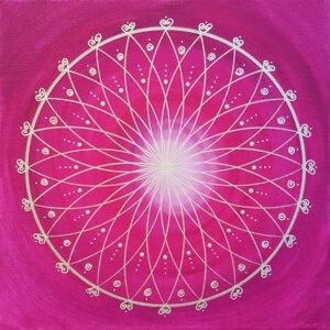 Mandala Liebe