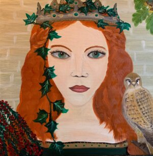 Guinevere at Camelot