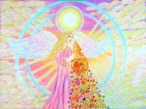 Engel der Gaben und der Fülle!