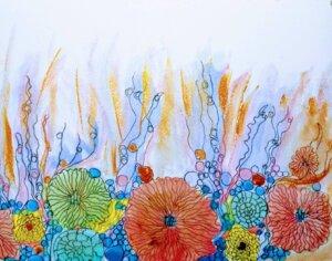 Meerblumen
