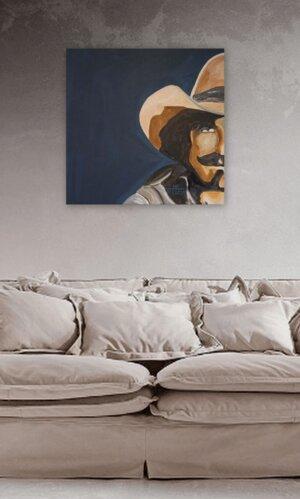 Mann mit Hut 2