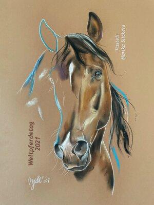 Weltpferdetag, Pferd