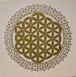 Blume des Lebens Mandala